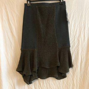 Fall work skirt